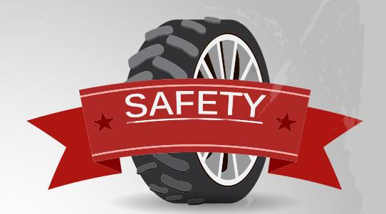 neumático usado seguro