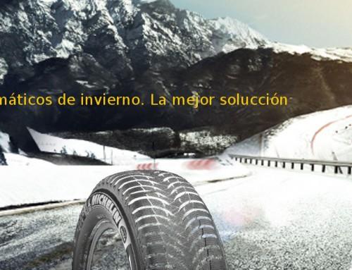 Neumáticos de invierno ¿Que son? y ¿Por qué usarlos?