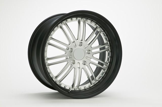 desgaste de neumáticos llanta